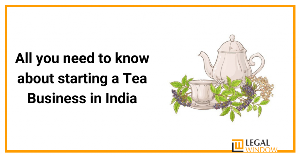 Tea business in India