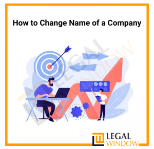 How to Change Name of a Company