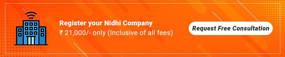 Nidhi Company Registration in Jaipur Rajasthan